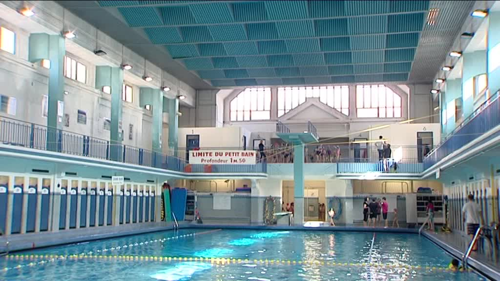 La piscine saint georges bient t class e monument - Piscine saint george rennes ...