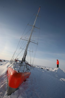 2006-2008- Expédition Tara Arctic / © TaraExpeditions - F.Latreille