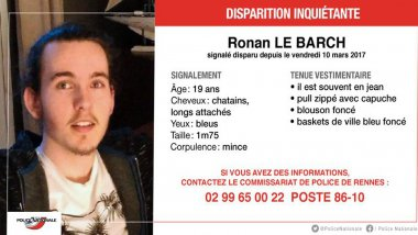 Ronan Le Barch  / © Police nationale 35