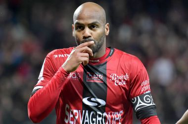 Jimmy Briand quitte l'EAG / © PHOTOPQR/OUEST FRANCE/MAXPPP