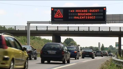 Pollution sur la route: Rennes se met à la vignette fin 2018