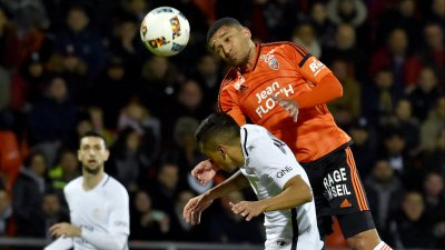Ligue 1 : Lorient s'incline face au PSG