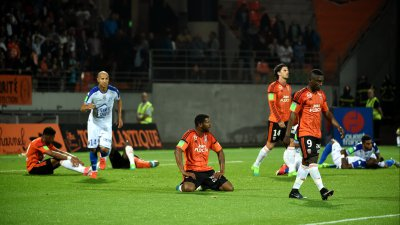 Football : Troyes envoie le FC Lorient en Ligue 2