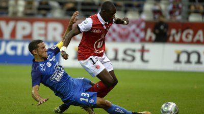 Ligue 2 - 6e journée : défaite de Reims face à Brest 0 à 1