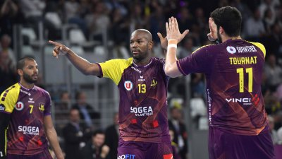 Handball : Cesson-Rennes s'incline dans le derby face au HBC Nantes
