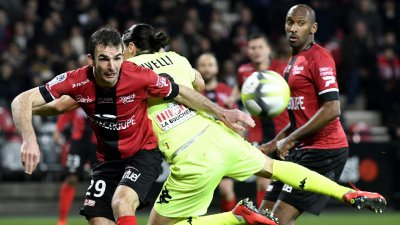 Ligue 1 : Guingamp résiste face à Angers (1-1)