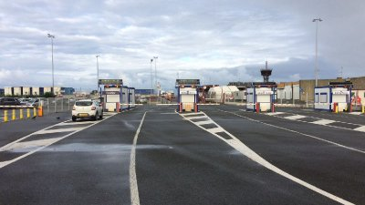 Saint-Malo : reprise du trafic des ferries