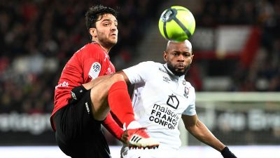 Ligue 1. Guingamp et Caen (0-0) : la déception de Kombouaré