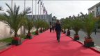 Dinard : un tapis rouge so British