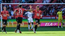 Ligue 1 Foot : Rennes - Bordeaux 2/09/18 AFP