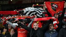supporters rennes MaxPPP