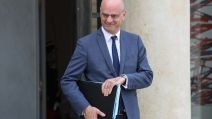 Jean-Michel Blanquer_Ludovic MARIN / AFP