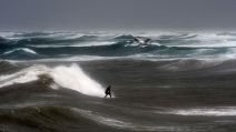 Surf La Torche photo AFP