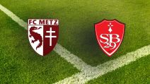 Coupe de la Ligue match FC Metz / Stade Brestois