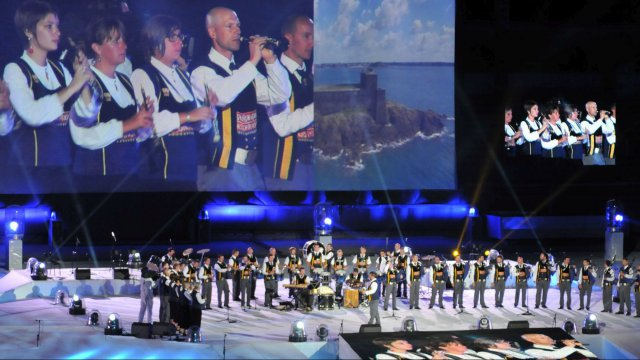 Festival interceltique de Lorient : revivez le Grand Spectacle