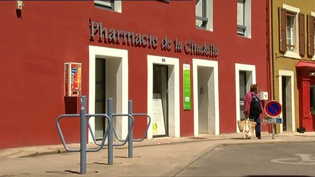 L'unique pharmacie de Belle-Île / © France3