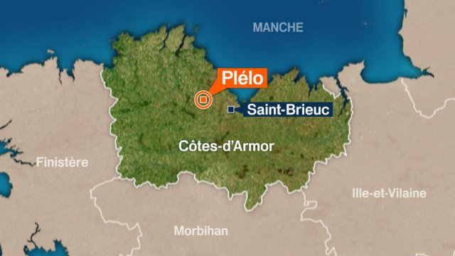 Plélo (22) : accident mortel sur la RN12