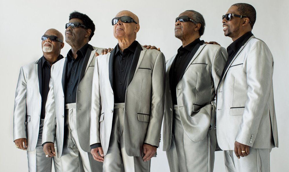 The Blind Boys of Alabama à l'affiche de Jazz en ville à Vannes pour l'édition 2017 / © Jazz en ville Vannes