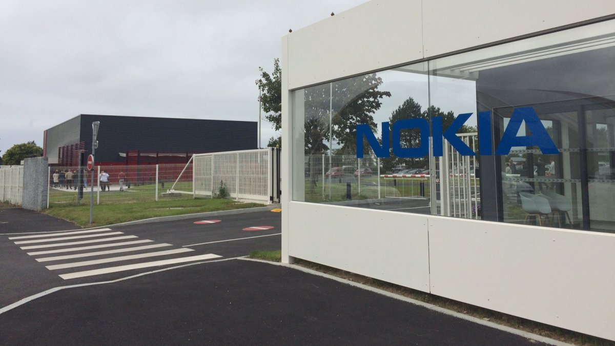 Suppression de postes à Nokia : Lannion espère se faire entendre à Paris