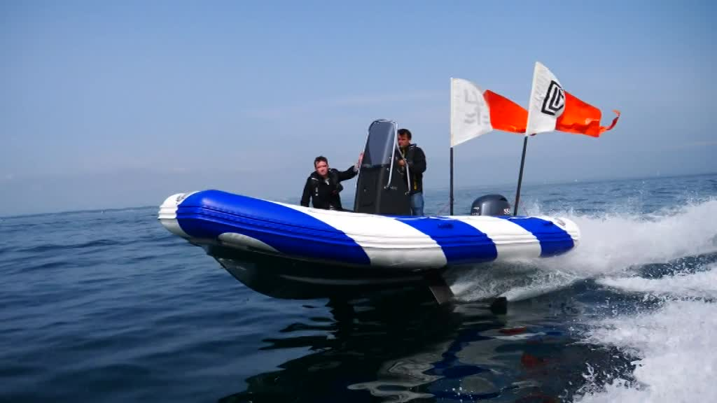 salon nautique de paris seair veut d mocratiser le foil