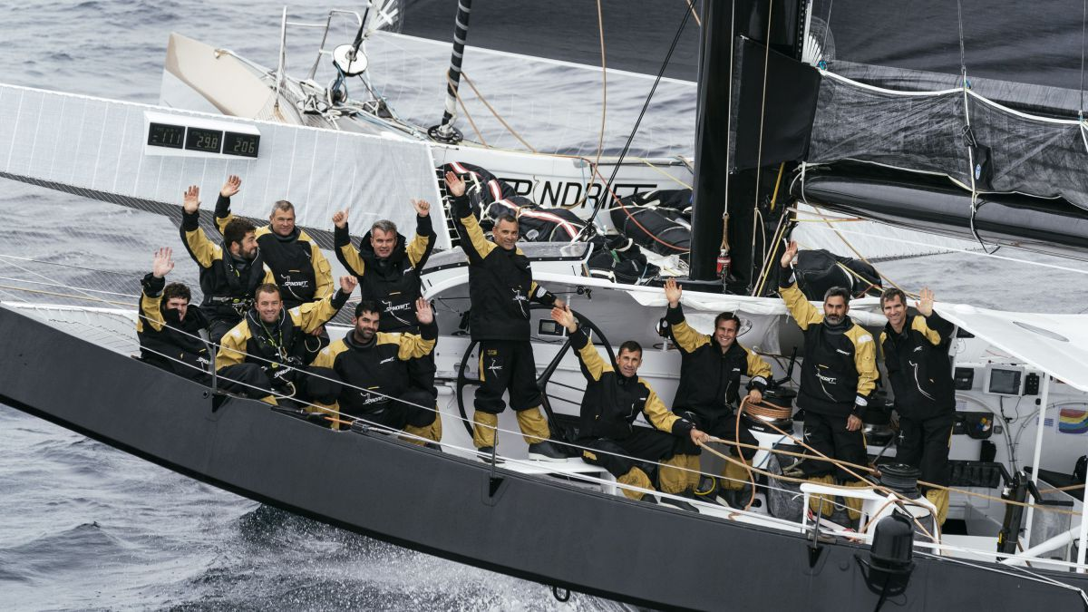 La team Spindrift racing / © Chris Schmid/Spindrift racing