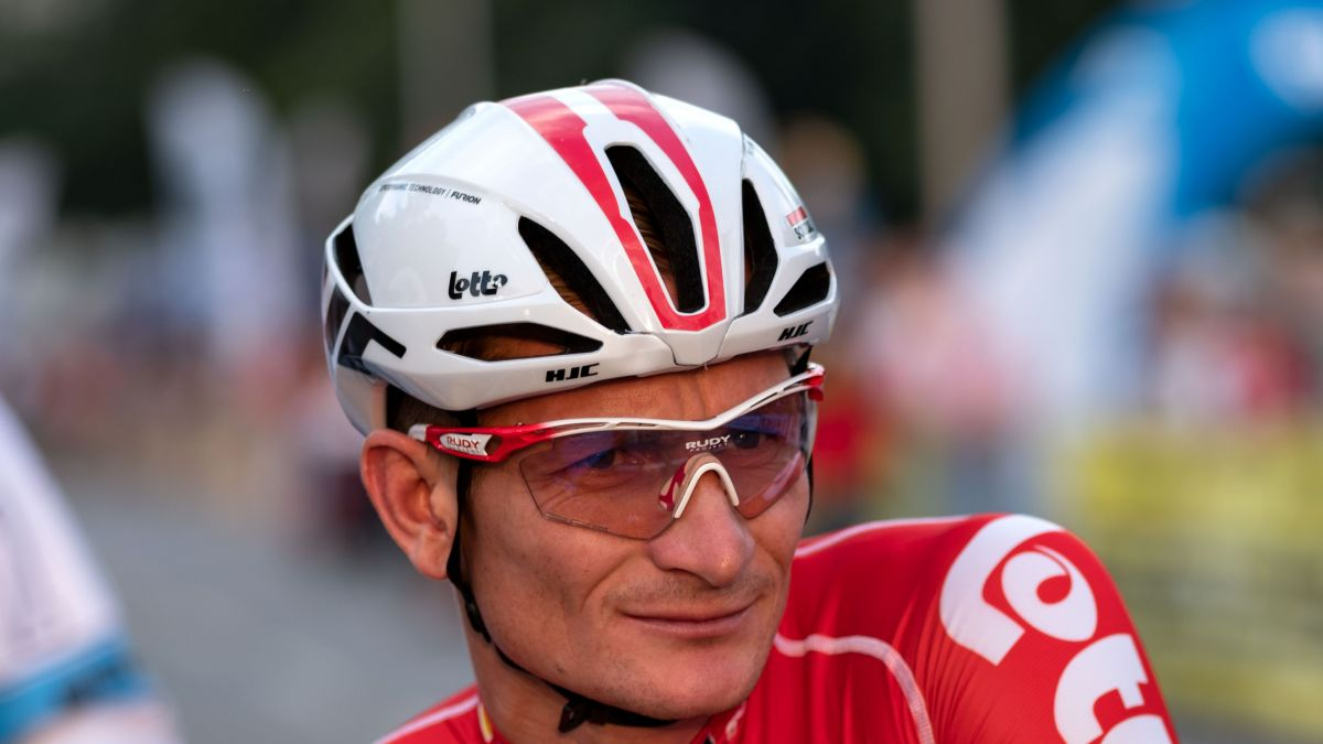 Cyclisme: Fortuneo-Samsic s'offre André Greipel