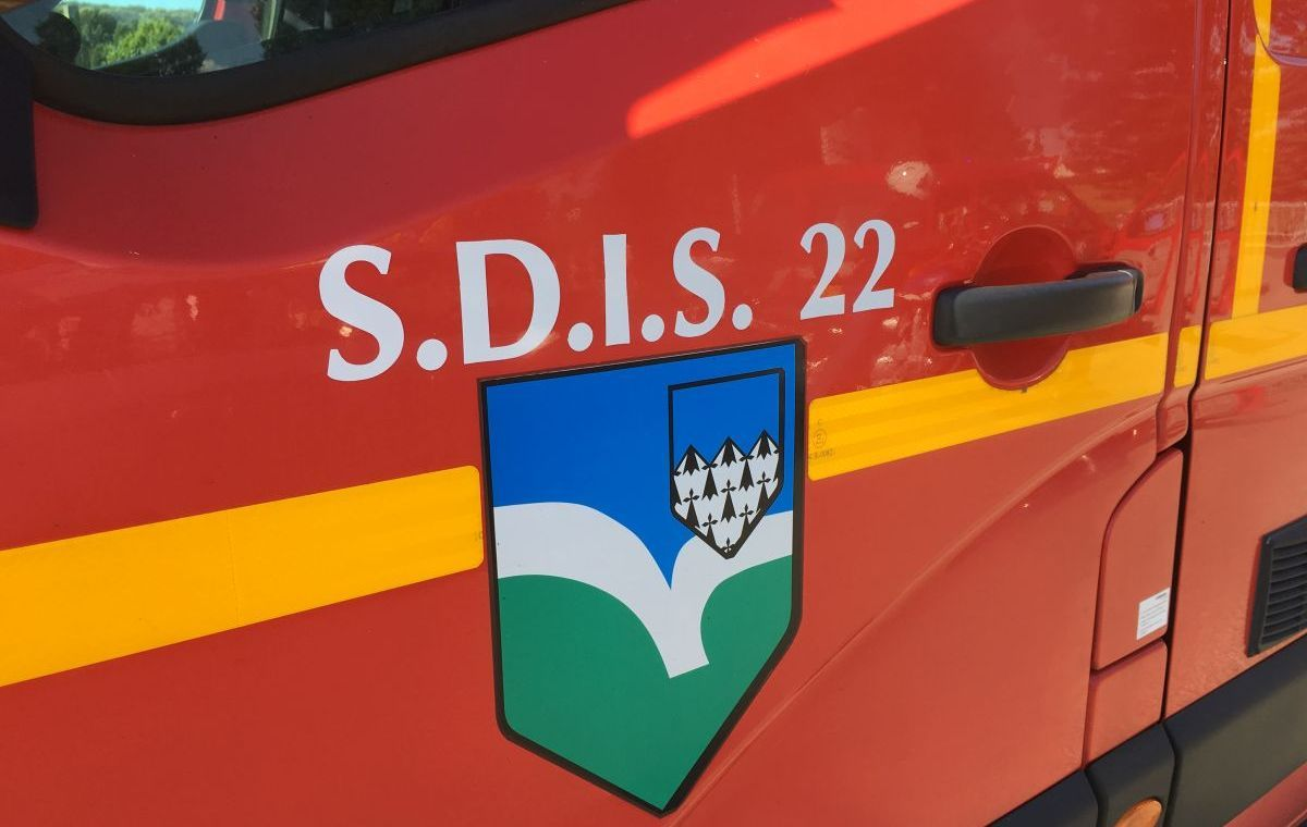 Saint-Brandan : collision mortelle dans un accident ce matin