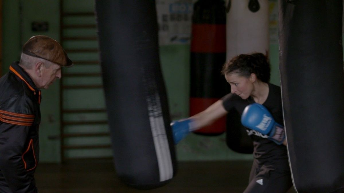 Documentaire. Boxe ma vie boxe