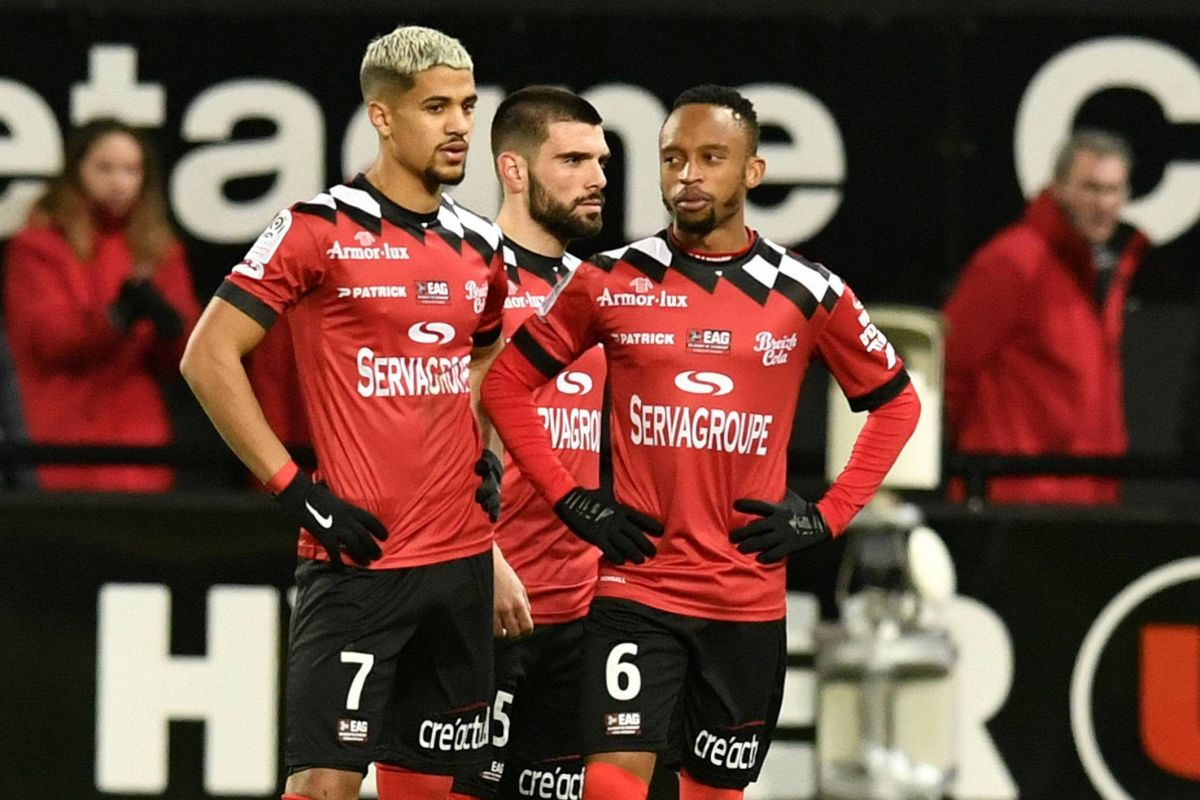 Demi-finale de la Coupe de la Ligue : suivez en direct le match Guingamp - Monaco