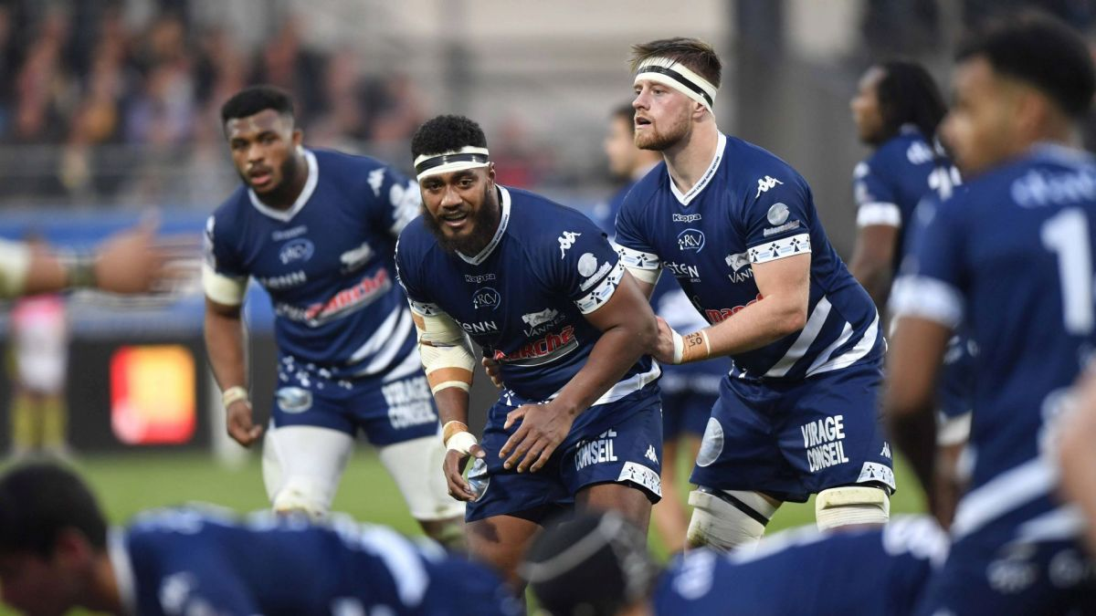DIRECT VIDEO. Vannes - Mont-de-Marsan : un match de rugby historique pour le RCV