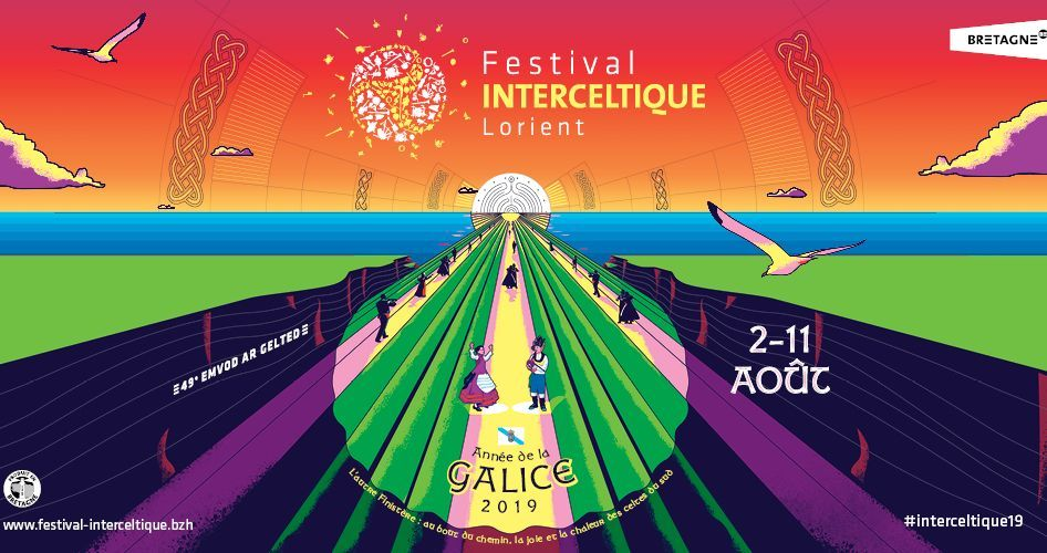 [DIRECT] Festival Interceltique : Tiruleque,, Planchee, Dour-Le Pottier Quintet et Lange