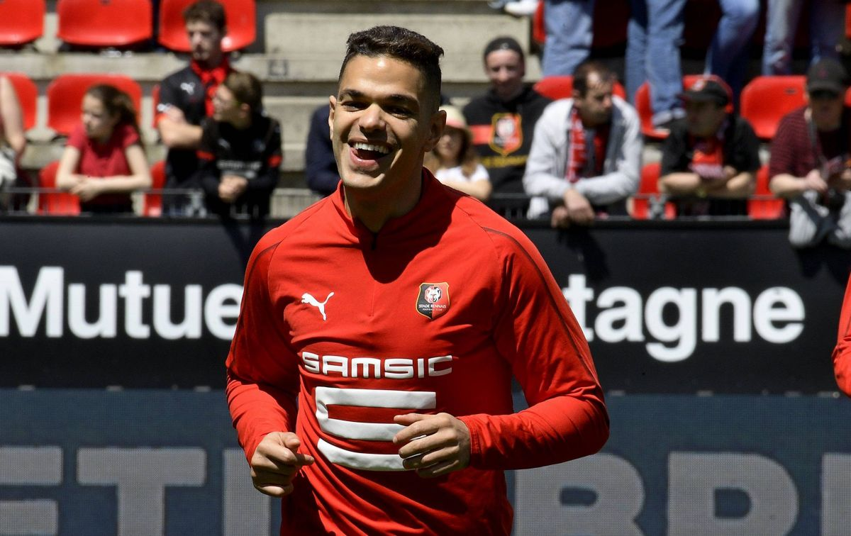 Football : l'ancien Rennais Hatem Ben Arfa s'engage avec le Real Valladolid