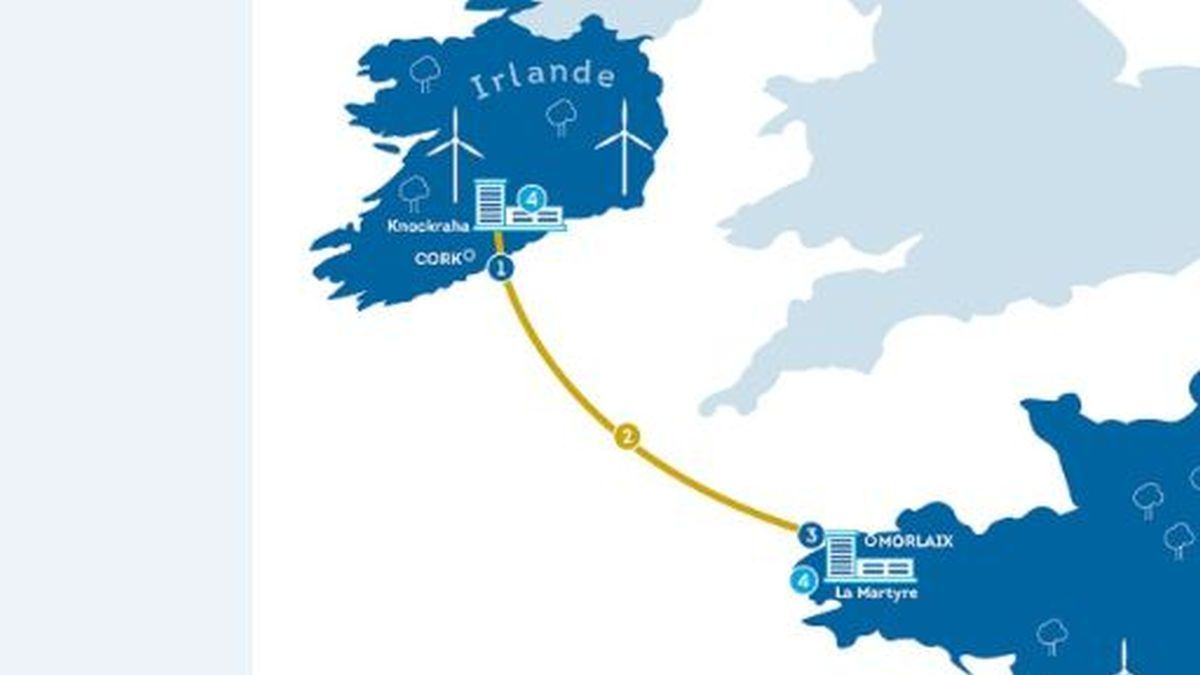 Liaison électrique France-Irlande : subvention de 530 millions d'euros de l'Europe