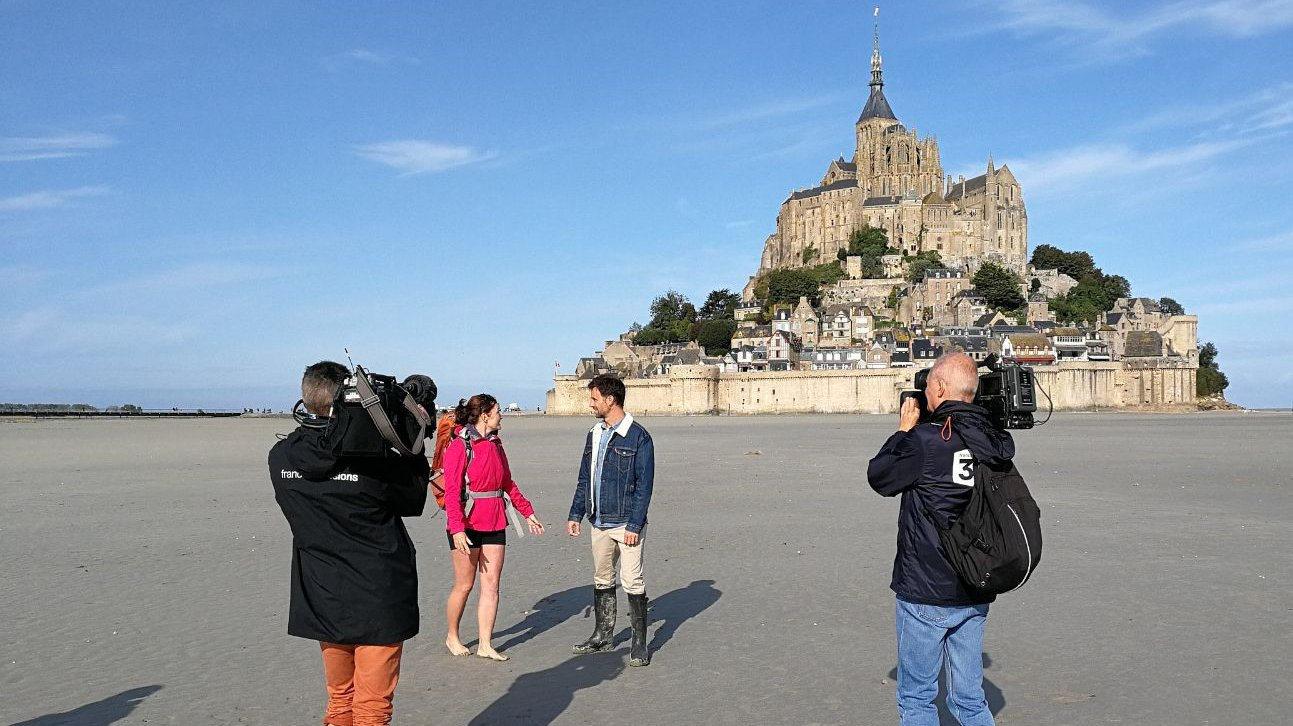 Secrets et coulisses du Mont Saint Michel