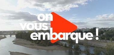 On vous embarque !