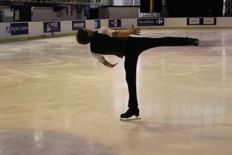 Gaylord Lavoisier / © Vanessa Hirson-France 3 Centre