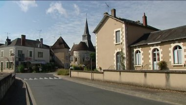 Village de Brenne / © France 3 Centre-Val de Loire