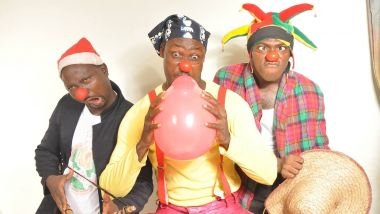 Membres de la troupe Africa Clowns. Photo d'Illustration. / © Association Africa clowns - Facebook