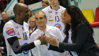 Volley : Nathan Wounembaina a pu compter sur le