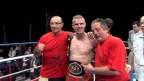 Boxe: Maxime Beaussire, un sourire de double champion !