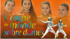 DIRECT : la Coupe du monde de sabre dames en direct depuis le Zénith d'Orléans