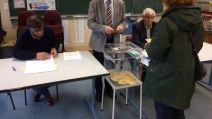 cc0 - bureau de vote, election