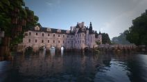 CCO CHENONCEAU CHATEAU MINECRAFT JEU VIDEO