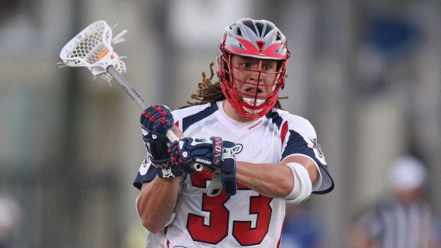 Joueur de lacrosse / © Rob Foldy/Getty Images North America / AFP