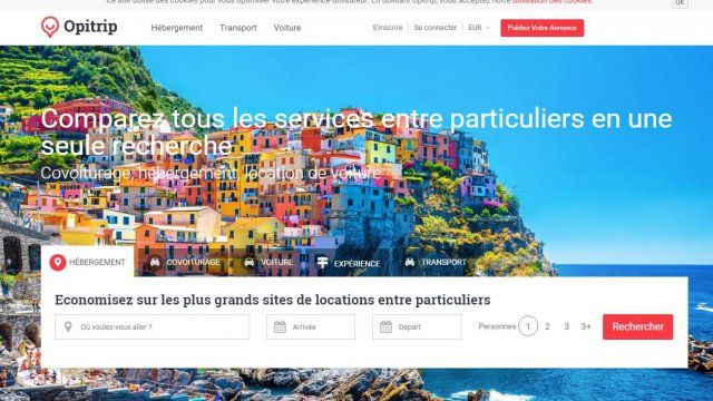 Opitrip.com, le comparateur de locations entre particuliers made in Loiret
