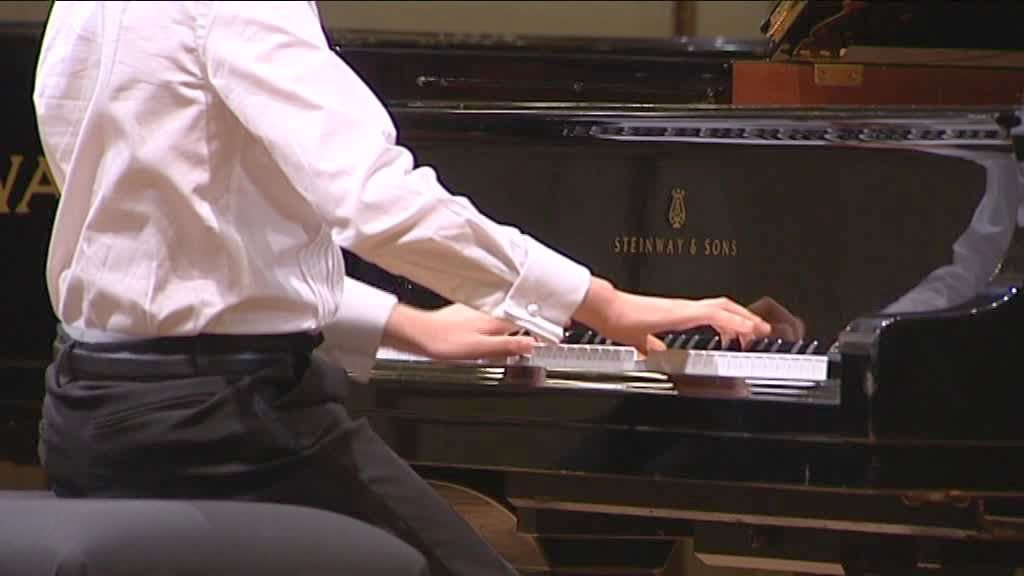 Le 7e concours international de piano junior