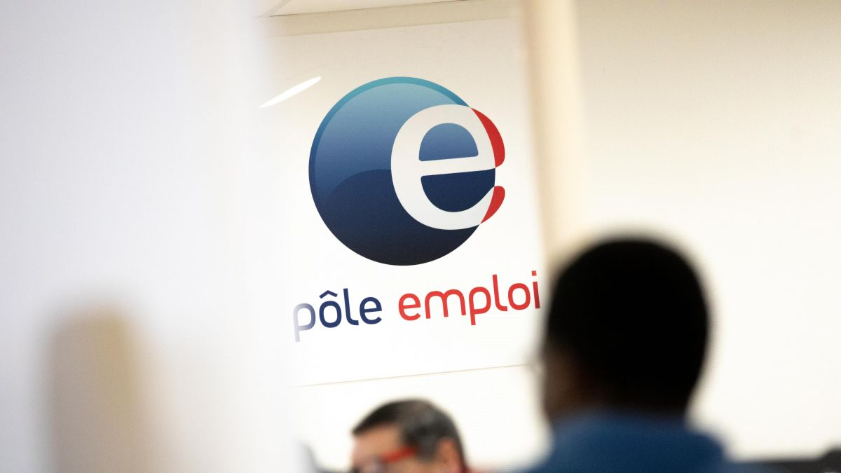 Une agence Pôle emploi. / © max ppp - Christophe Morin