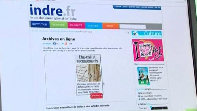 indre.fr archives