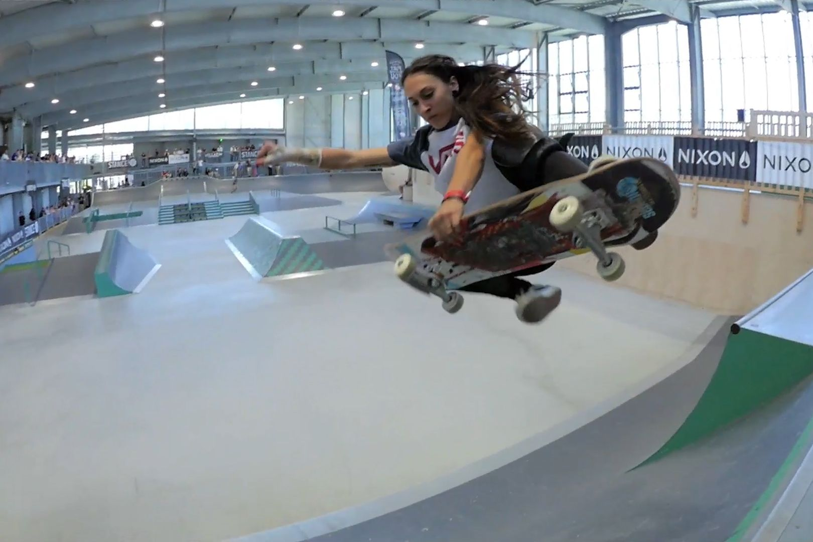 Skateboard, une ambition olympique