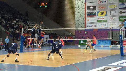 Volley-ball, le GFCA vainqueur 3 sets à 0 face à Nancy
